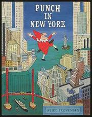 PUNCH IN NEW YORK by Alice Provensen