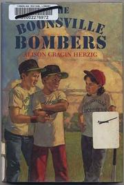 THE BOONSVILLE BOMBERS by Alison Cragin Herzig