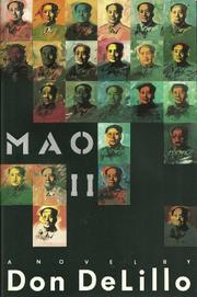 Book Cover for MAO II