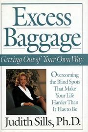 EXCESS BAGGAGE by Judith Sills