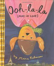OOH LA LA (MAX IN LOVE) by Maira Kalman
