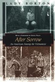 AFTER SORROW by Lady Borton