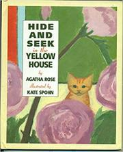 HIDE-AND-SEEK IN THE YELLOW HOUSE by Agatha Rose