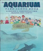 THE AQUARIUM TAKE-ALONG BOOK by Sheldon L. Gerstenfeld