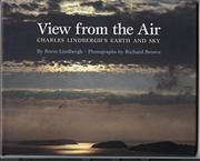 VIEW FROM THE AIR by Reeve Lindbergh