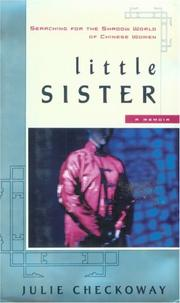 LITTLE SISTER by Julie Checkoway