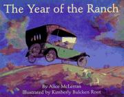 THE YEAR OF THE RANCH by Alice McLerran