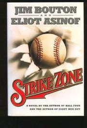STRIKE ZONE by Jim Bouton