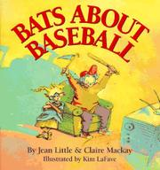 BATS ABOUT BASEBALL by Jean Little