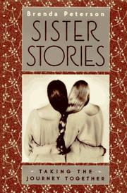 SISTER STORIES by Brenda Peterson