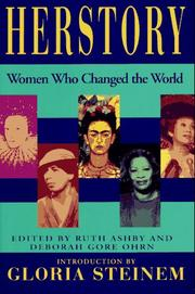 HERSTORY by Ruth Ashby