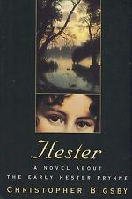 HESTER by Christopher Bigsby