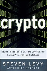 Book Cover for CRYPTO