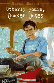 Cover art for UTTERLY YOURS, BOOKER JONES