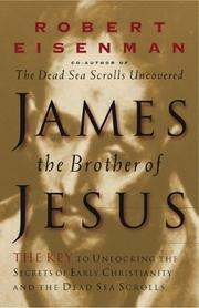 JAMES, THE BROTHER OF JESUS by Robert Eisenman