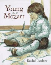 YOUNG MOZART by Rachel Isadora