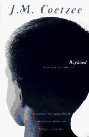 BOYHOOD by J.M. Coetzee