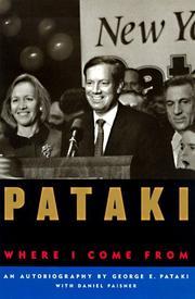 PATAKI by George E. Pataki