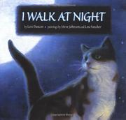 I WALK AT NIGHT by Lois Duncan
