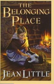 Cover art for THE BELONGING PLACE
