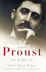 Cover art for MARCEL PROUST
