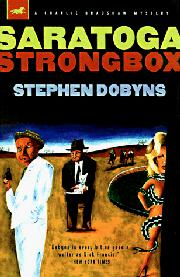 SARATOGA STRONGBOX by Stephen Dobyns