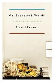 Book Cover for ON BORROWED WORDS