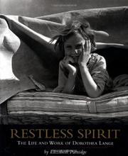 RESTLESS SPIRIT by Elizabeth Partridge
