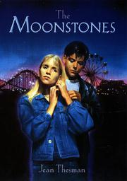 Cover art for THE MOONSTONES