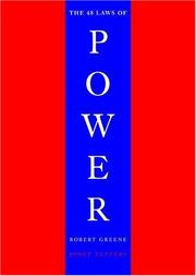 Book Cover for THE 48 LAWS OF POWER