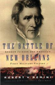 Book Cover for THE BATTLE OF NEW ORLEANS