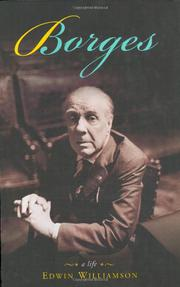 Cover art for BORGES