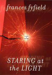 Book Cover for STARING AT THE LIGHT