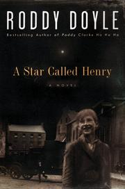 Cover art for A STAR CALLED HENRY