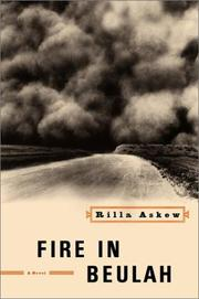 Cover art for FIRE IN BEULAH