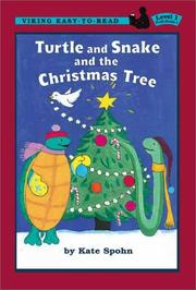 Cover art for TURTLE AND SNAKE AND THE CHRISTMAS TREE