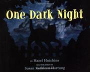 Cover art for ONE DARK NIGHT