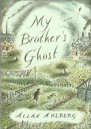 Book Cover for MY BROTHER'S GHOST