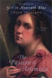 Cover art for THE PASSION OF ARTEMISIA