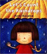 LET'S COUNT THE RAINDROPS by Fumi Kosaka