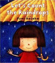LET'S COUNT THE RAINDROPS by Fumi Kosaka