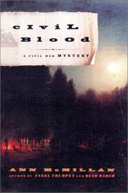 CIVIL BLOOD by Ann McMillan