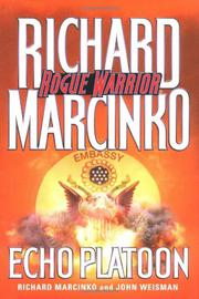 Cover art for ROGUE WARRIOR: ECHO PLATOON
