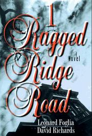 ONE RAGGED RIDGE ROAD by Leonard Foglia