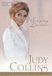 Cover art for SINGING LESSONS