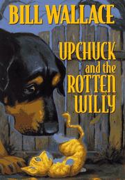 Cover art for UPCHUCK AND THE ROTTEN WILLY