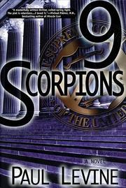9 SCORPIONS by Paul Levine