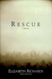 RESCUE by Elizabeth Richards