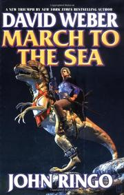 Cover art for MARCH TO THE SEA