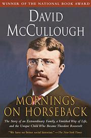 Cover art for MORNINGS ON HORSEBACK